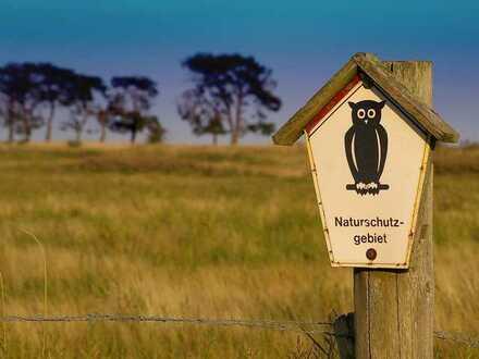 Ca. 90.000 m² Vogel- und Landschaftsschutzgebiet im Havelland