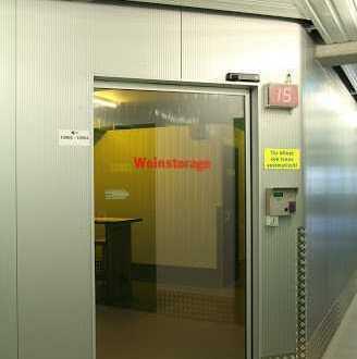 Klima-Lagerraum in Berlin Lichtenberg - Weinlagerung für ca. 250 Flaschen
