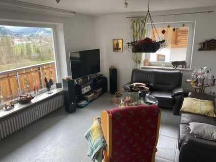 3-Zimmer Ferien/Eigentumswohnung mit traumhaftem Blick - Balkone und Sauna