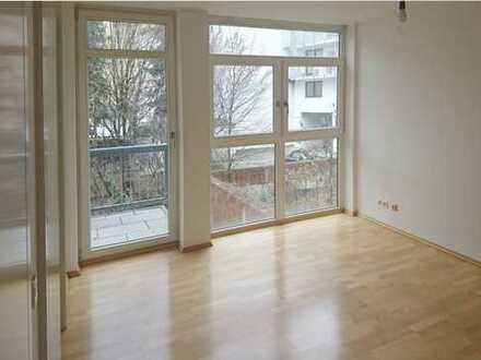 Sehr schöne 2-Zimmer-Wohnung mit Balkon und EBK in Maxvorstadt, München