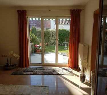 Hochwertige, gepflegte 2 Zimmer Wohnung mit Gartenanteil in Straubing