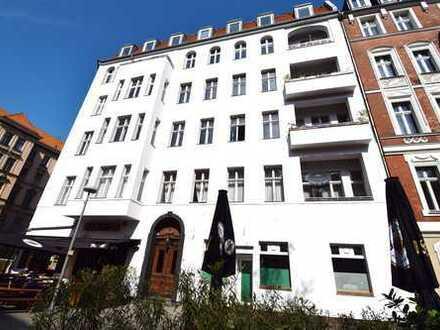 Erstklassige Schöneberger-Kiezlage einer vermieteten ETW mit 5 Zimmern als Kapitalanlage!