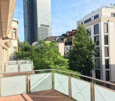 Lichtdurchflutete 3-Zimmer-Wohnung mit 2 Balkonen*Lift*Inkl. EBK*G-WC*Toplage Westend