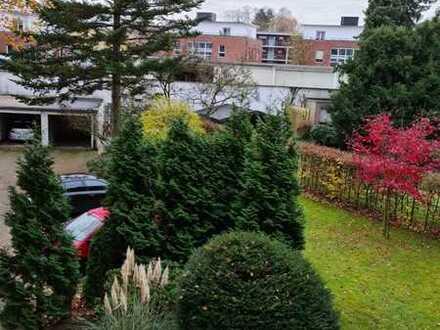 +++Stadtmitte: Attraktive 3 1/2 R. - Wohnung mit Südbalkon und Garage+++