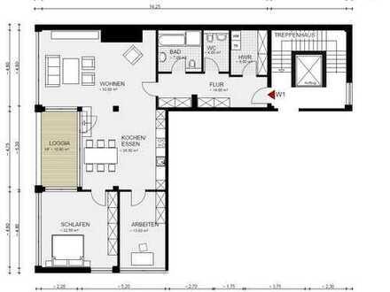 Hier entsteht neuer Wohnraum mit barrierefreiem Zugang