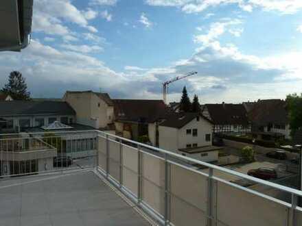 Attraktive 4-Zimmer-Wohnung mit Balkon in Weingarten (Baden)