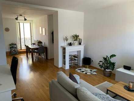 Ansprechende Wohnung mit zwei Zimmern in Füssen