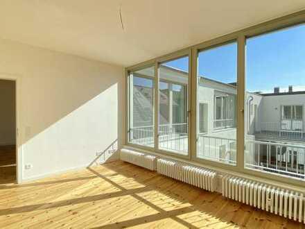 Luxuriöses Wohnen mit eigener Dachterrasse !