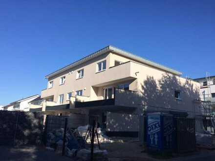 Erstbezug: freundliche 3-Zimmer-Wohnung mit Balkon in Bedburg