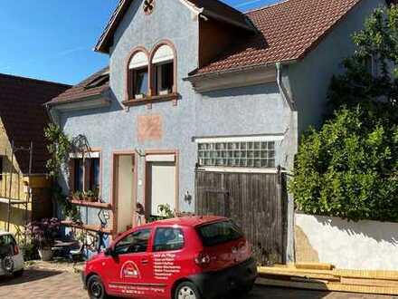 Landleben genießen – Einfamilienhaus mit Ausbaupotential sucht Handwerkerfamilie (Objekt-Nr. 2045)