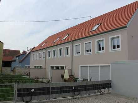 Neubau-Reihenendhaus in Lu-Ruchheim