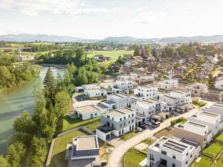 Schön gelegenes und familienfreundliches Neubau-Doppelhaus zur Miete