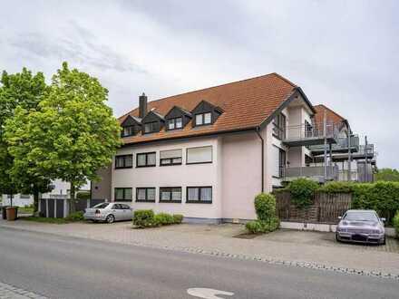 Im Herzen von Bad Dürrheim - 3-Zimmer-Eigentumswohnung