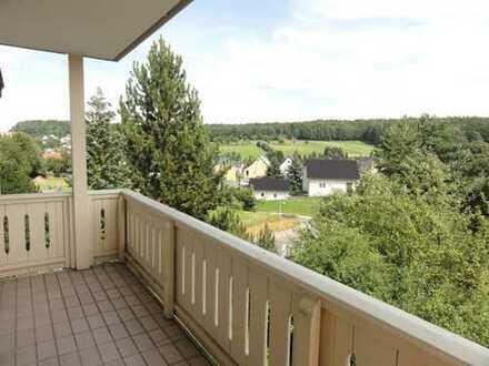 Tolle Singlewohnung mit Balkon - in grüner und ruhiger Lage!