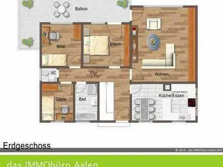 Für zwei Jahre - schöne Wohnung im Haus in Essingen