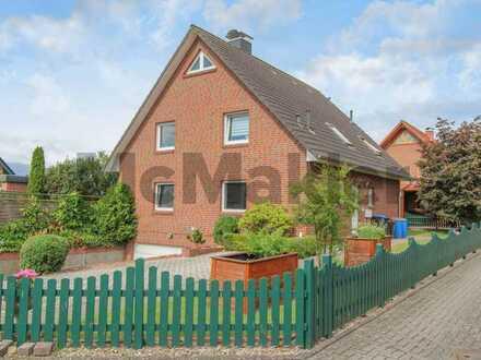 Anlegerfreundliches MFH mit 2 WE bei Hamburg: Beliebte Pendlerlage mit Naturnähe in Dollern