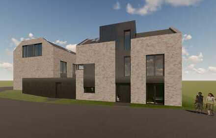 Neubau-Erstbezug: Moderne Lichtdurchflutete 3 Zimmer Wohnung mit großem Balkon in Korschenbroich