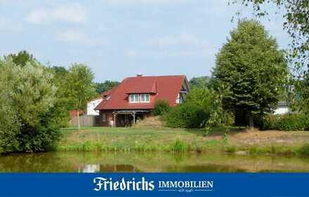 Wohnhaus mit Verwaltungsber. sowie Gartengrundstück im Industriepark Bad Zwischenahn- Kayhauserfeld