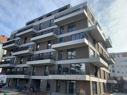 Fantastische 4-Zimmer-Neubauwohnung in Alt-Treptow - für höchste Ansprüche