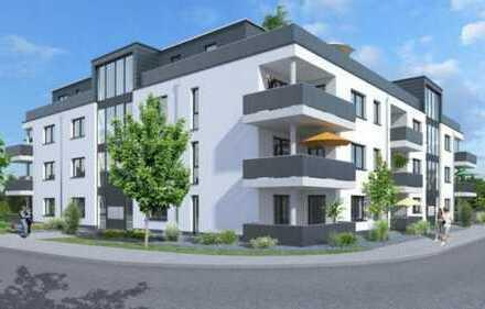 Luxuriöse Neubau Wohnung mit Privatgarten, Aufzug und Tiefgarage in Baesweiler