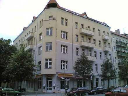 Helle, geräumige 3-Zimmer-Wohnung in Friedrichshain, Berlin