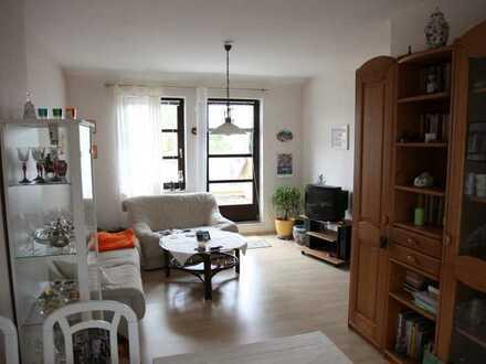 2-Zimmer-Dachgeschosswohnung mit Dachterrasse