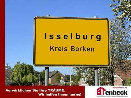 +++Eigentumswohnung im Erdgeschoss mit Garten u. Garage in Isselburg!+++