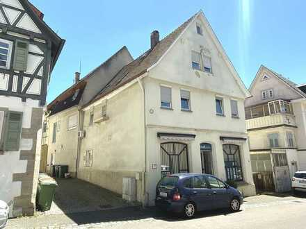 Wohnen in der Altstadt 2-Zimmer-Wohnung an der Fußgängerzone beim Fräuleinbrunnen