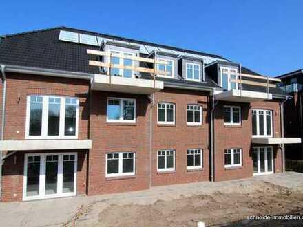 Neubau - Curslack - Kurfürstendeich 44 - Attraktive 3-Zimmer Wohnung im Dachgeschoss mit Balkon in r