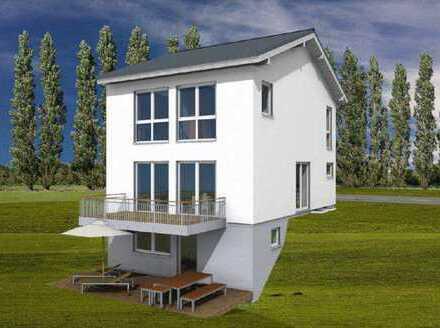 Neubau-Doppelhaushälfte in Münklingen!