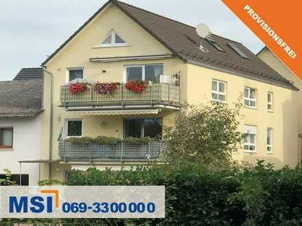 Provisionsfrei!! Zentral aber ruhig gelegene Eigentumswohnung im Herzen Bad Cambergs mit Garten!