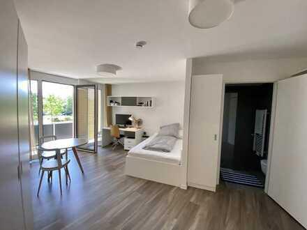 Studio Apartment in iLive Ingolstadt near Nordbahnhof