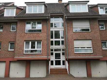 Große, familiengeeignete Maisonettewohnung mit Balkon in Bremen