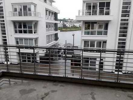 WOHNEN AM PHÖNIX SEE - Stilvolle 4-Zimmerwohnung mit Balkon
