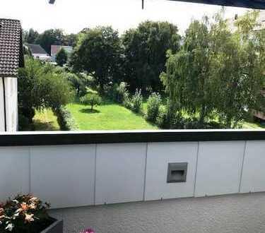 Helle Dachgeschosswohung in Umkirch