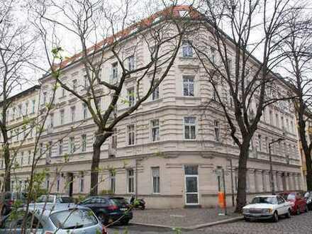 Traumhafte Zwei- Zimmerwohnung und eine Dachterrasse in Pankow in der Brehmestraße