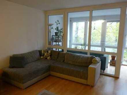 Gepflegte 3-Zimmer-Wohnung mit Balkon und EBK in Dachau