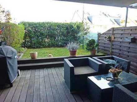 Haus im Haus; Außergewöhnliche Maisonettewohnung in Weidenpesch!