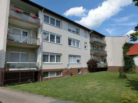 Weiterstadt-Mitte! **Schicke 2 Zimmerwohnung mit 2 Balkonen an Einzelperson oder Paar**