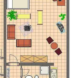Geräumiges Appartement Nähe Uni/Technologiepark/Indupark
