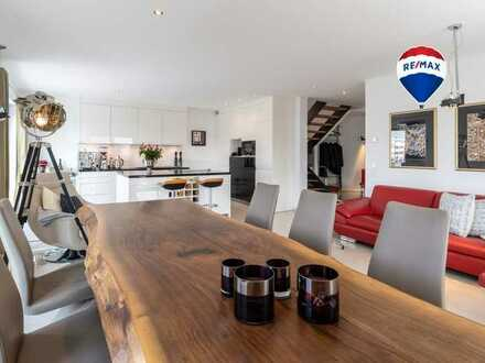 Exklusive Penthouse-Maisonettewohnung im Kölner Westen - Bieterverfahren
