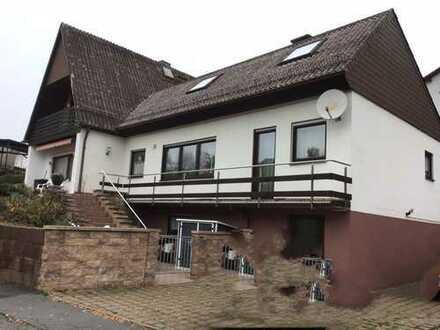 BAD KÖNIG / OT: Gepflegtes 1-Familienhaus mit kleinem Garten
