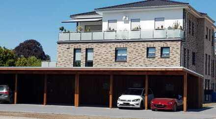Erstbezug: exclusive 3-Zimmer-Wohnung mit Terrasse / letzte freie Wohnung