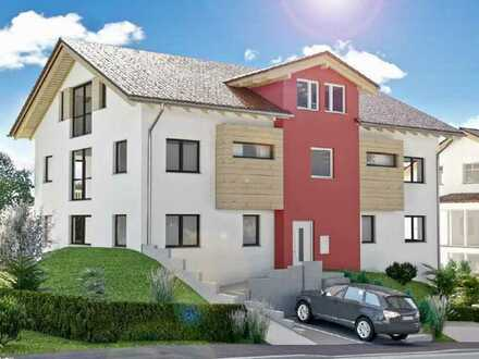 Erstbezug helle 5-Zimmer- Maisonette-Wohnung EG + OG mit Bergblick