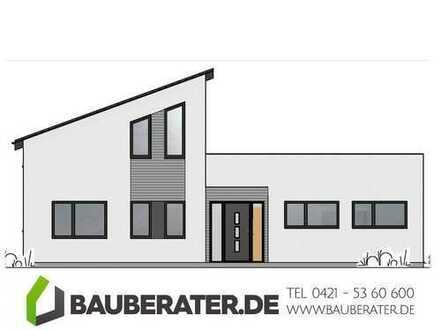 Architektenhaus Neubau mit Wasserblick