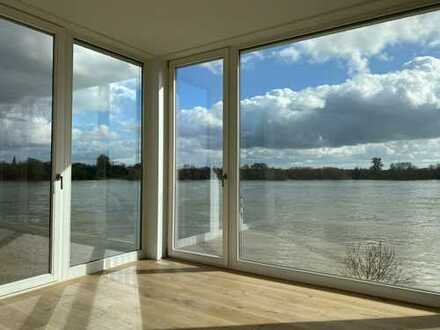 *Exclusive + Unique*Duplex apartment with a fantastic view of the Rhine*