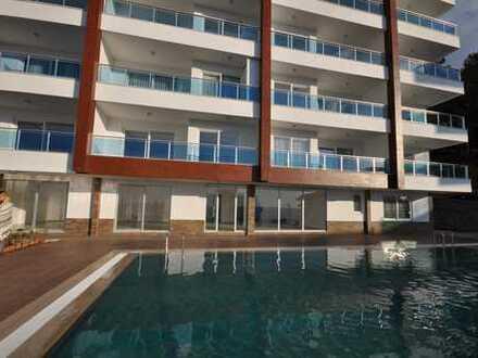 Pine Hill Residence Apartments in Alanya Neue moderne Apartments und Penthäuser in Kargicak am Meer