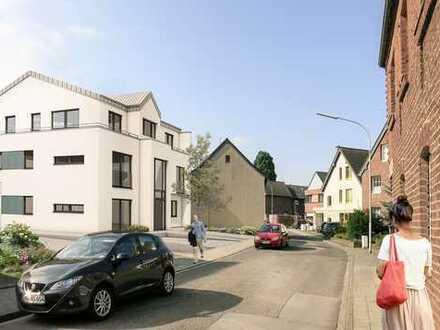 Erstbezug: Mordernerbaustiel 4-Zimmer-Wohnung mit Freiterrase mit Thermoesche