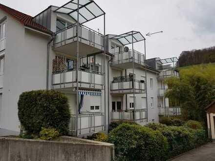 Schöne Dachwohnung in Grenznähe zur Schweiz