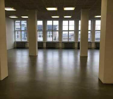 Attraktive Produktions-/Atelierflächen